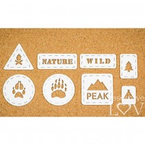 Chipboard - CAMPING PATCHES...