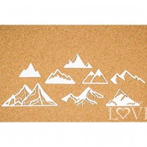Chipboard -  MOUNTAINS -...