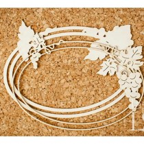 Chipboard - Layered frame...