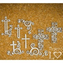 Chipboard - Crosses with...