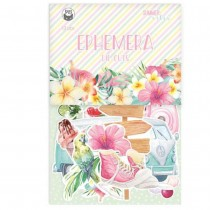 Ephemera DIE CUT Elements -...