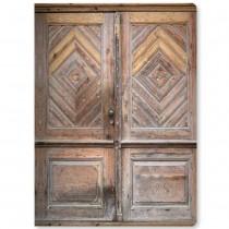 Art journal A5 - DOOR