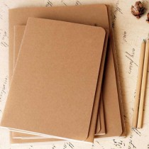 Art journal A5 - KRAFT...