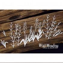 Chipboard - WILD MEADOW -...
