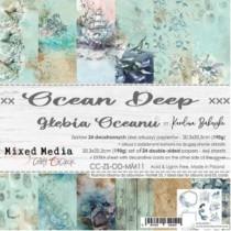 Scrapbooking Paper - OCEAN...