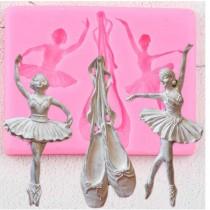 Silicone Mold - Ballet