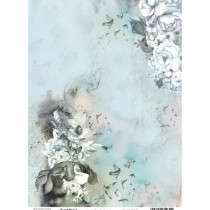 A4 Rice Paper - OCEAN DEEP