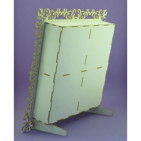 Shadow box - 4 Windows Frame