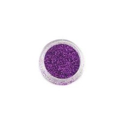 Glitter -Dark Purple