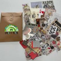 Junk Journal Kit - THIRD...