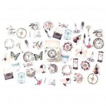 Mini Stickers - Die Cuts -...