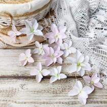 PASTEL FLOWERS - light pink...