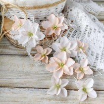 PASTEL FLOWERS - light...