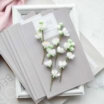 PASTEL FLOWERS - Cherry