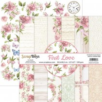 Scrapbooking Papers - FIRST...