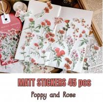 DECO WASHI Paper Stickers -...