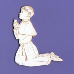 Chipboard - First Communion Boy