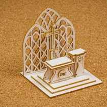 Chipboard 3D - ALTAR - Holy...