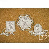 Chipboard - FRAMES WITH...