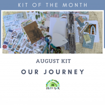 AUGUST KIT - Our Journey