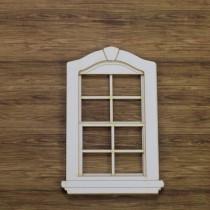 Chipboard -  Sliding  window