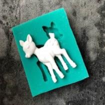 Silicone Mold - Mini Sika Deer