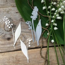 Cutting Dies - LILY OF THE...