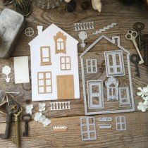 Cutting Dies - HOUSE WITH...