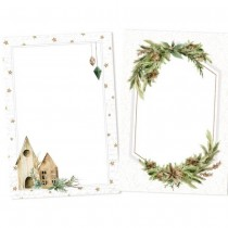 Set of cards - COSY WINTER...