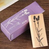 Junk Jurnal Wooden Stamp -...