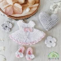 Crochet Item - BABY GIRL...