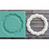 Silicone Mold - Vine wreath L