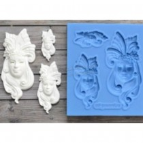 Silicone Mold - SET OF...