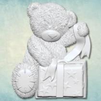 Silicone Mold - TEDDY BEAR...