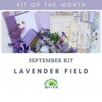 SEPTEMBER KIT - Lavender Field