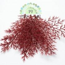 Leaf 139 - BURGUNDY