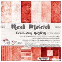 Scrapbooking Paper - RED...