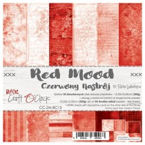 Scrapbooking Papers - RED...