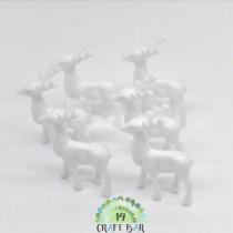 Mini Christmas Deer Resin...