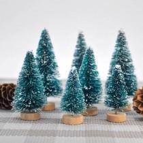 Mini Christmas Tree - 3 pcs