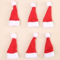 Mini Christmas  Santa Hat -...