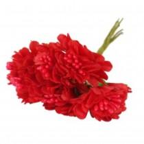 Apple Flowers - RED