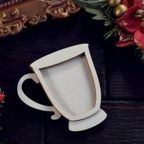 Chipboard  - Shaker Box - Mug