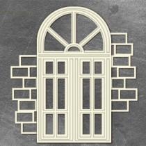 Chipboard - DOOR WITH A...