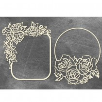 Chipboard - SET FRAMES WITH...