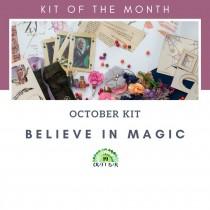 OCTOBER KIT - Believe in magic