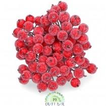 Red Berries -snowy