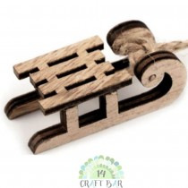 Wooden Embellishments -...