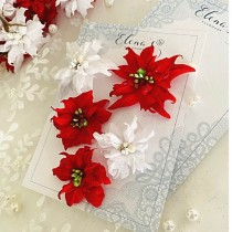 EXTRA LIGHT FABRIC FLOWERS...