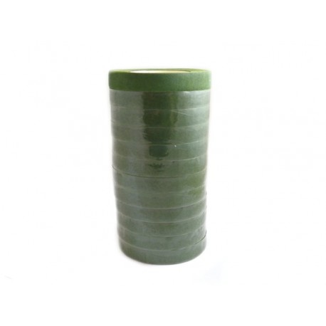Florist tape-  medium green